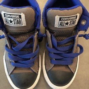 Boys converse sneakers